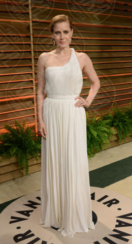 Amy Adams - West Hollywood - 02-03-2014 - Sul red carpet come una dea: il ritorno del monospalla