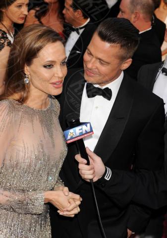 Angelina Jolie, Brad Pitt - Hollywood - 02-03-2014 - Brad Pitt: