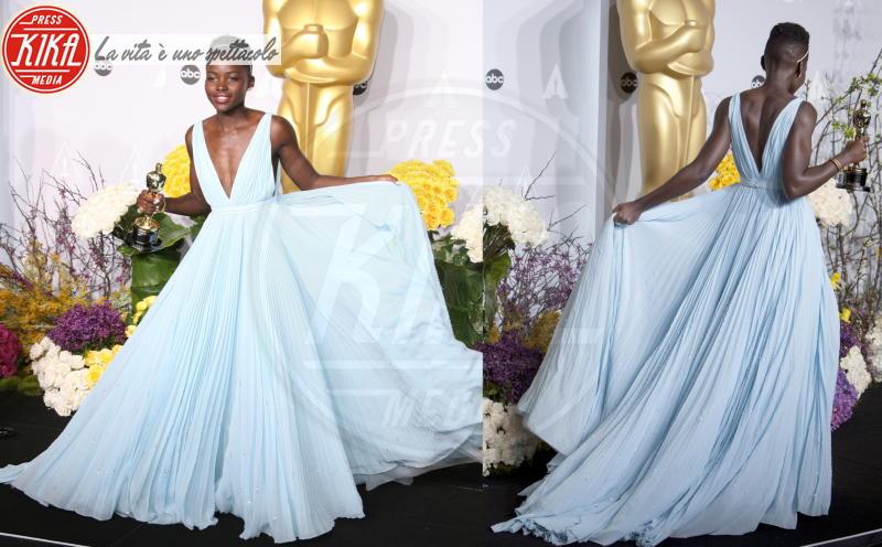 Lupita Nyong'o - 03-03-2014 - Oscar dell'eleganza 2010-2014: 5 anni di best dressed