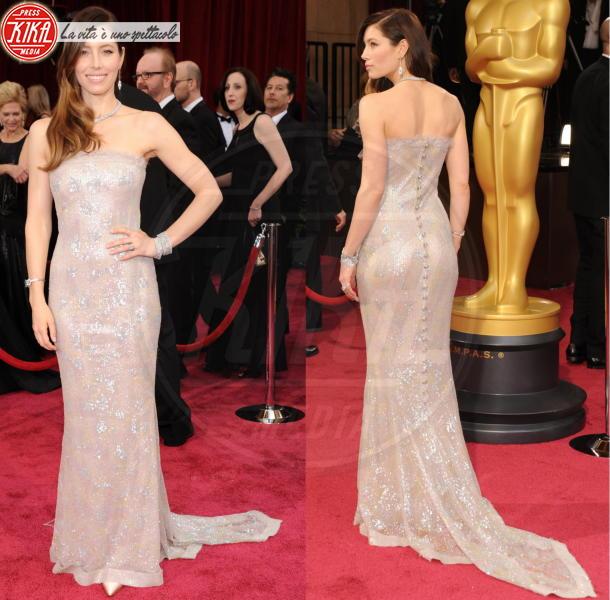 Jessica Biel - 03-03-2014 - Vade retro abito! Le scelte delle star agli 86th Oscar