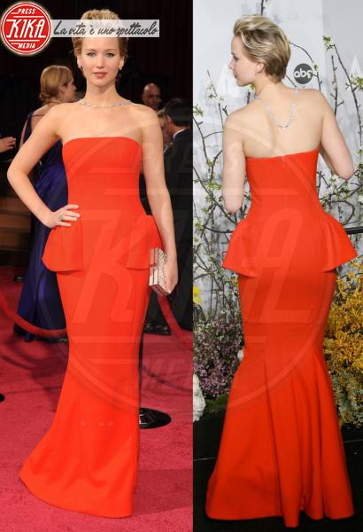 Jennifer Lawrence - 03-03-2014 - Vade retro abito! Le scelte delle star agli 86th Oscar