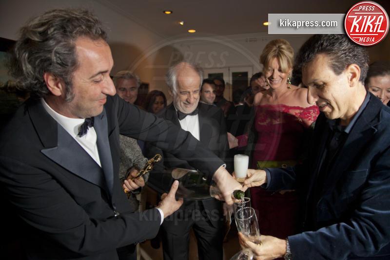 Toni Servillo, Paolo Sorrentino - Hollywood - 03-03-2014 - La Mentalità Mafiosa porta la tv italiana a Hollywood