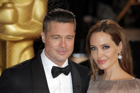 Angelina Jolie, Brad Pitt - Los Angeles - 02-03-2014 - Angelina Jolie: