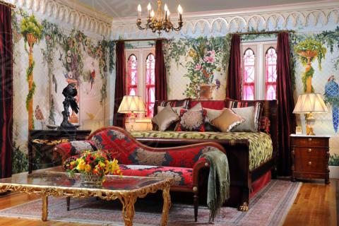Villa Gianni Versace - UK - 11-06-2012 - I Beckham traslocano a casa di Gianni Versace