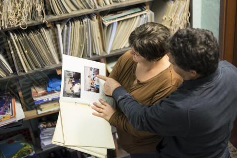 Rita Concu, Luca Ferreli - Associazione Ogliastra Informa - Ilbono - 03-03-2014 - Giornata dell'autismo: la storia di Rita, madre coraggio