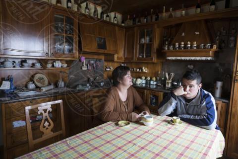 Rita Concu, Luca Ferreli - Ilbono - 03-03-2014 - Giornata dell'autismo: la storia di Rita, madre coraggio