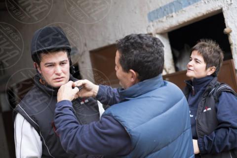 Luciano Ferreli, Rita Concu, Luca Ferreli - Associazione Ogliastra Informa - Ilbono - 03-03-2014 - Giornata dell'autismo: la storia di Rita, madre coraggio
