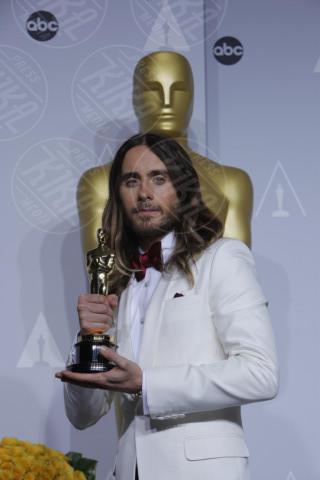 Jared Leto - Hollywood - 02-03-2014 - Star come noi: sosta da Subway per il premio Oscar Jared Leto