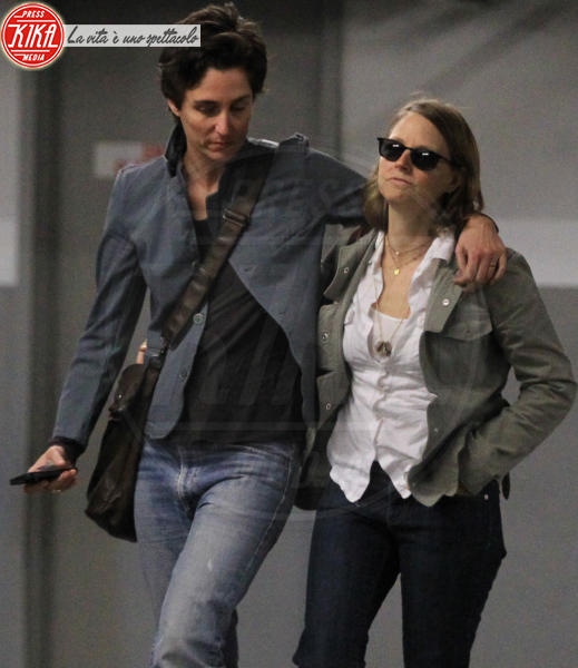 Alexandra Hedison, Jodie Foster - Beverly Hills - 05-03-2014 - Le star che non sapevate avessero genitori gay