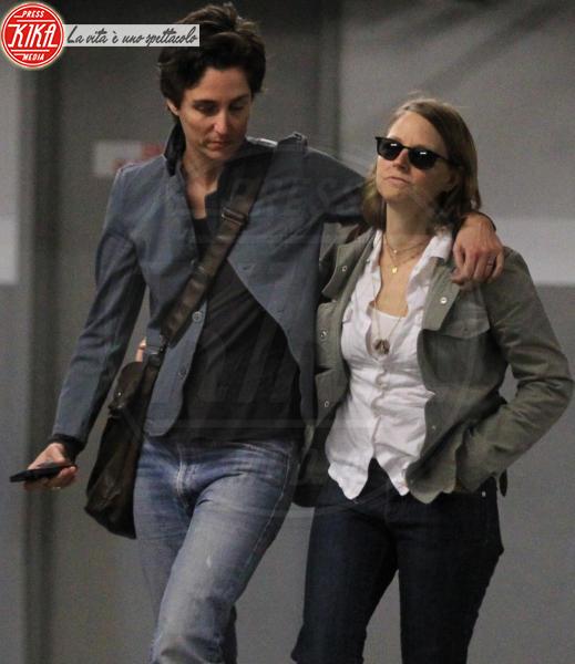 Alexandra Hedison, Jodie Foster - Beverly Hills - 05-03-2014 - La De Sio e la seconda giovinezza delle cinquantenni