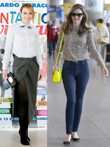 Chiara Mastalli, Miranda Kerr - 06-03-2014 - Bianca, colorata o fantasia: qual è la tua camicia?