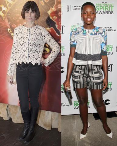 Lupita Nyong'o, Veronika Logan - 06-03-2014 - Bianca, colorata o fantasia: qual è la tua camicia?
