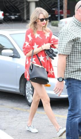 Taylor Swift - Los Angeles - 21-01-2014 - Taylor Swift e Alessandra Ambrosio: chi lo indossa meglio?