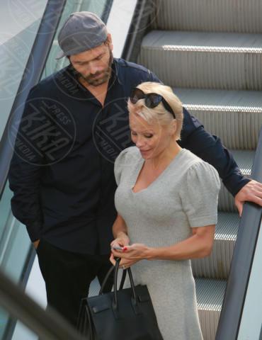 Rick Salomon, Pamela Anderson - Los Angeles - 06-03-2014 - Le star che si sono sposate due volte con la stessa persona