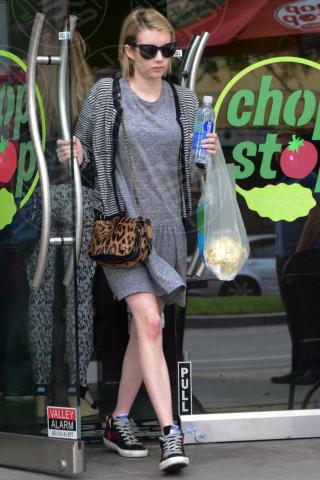 Emma Roberts - Hollywood - 07-03-2014 - Primavera 2014: mai più senza… un accessorio animalier!