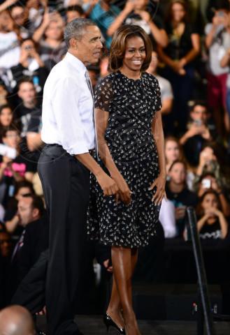 Michelle Obama, Barack Obama - Miami - 07-03-2014 - Un biopic sul primo appuntamento tra Michelle e Barack Obama