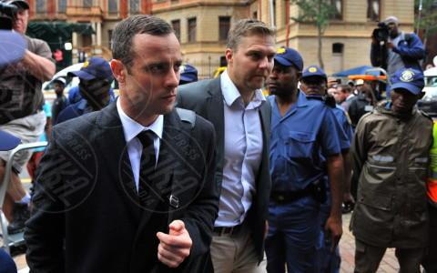 Oscar Pistorius - Pretoria - 10-03-2014 - Oscar Pistorius di nuovo nei guai: rissa in discoteca