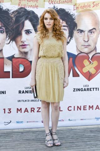 Miriam Dalmazio - Roma - 09-03-2014 - Questa primavera mi vesto color sorbetto!