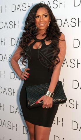 Erica Mena - Miami Beach - 12-03-2014 - Kim Kardashian: la vita le va stretta, gli abiti anche!