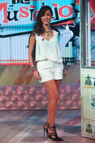 Caterina Balivo - Milano - 12-03-2014 - Con gli shorts di jeans, siamo tutte Daisy Duke!