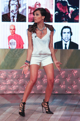 Caterina Balivo - Milano - 12-03-2014 - Uno shorts non fa primavera… ma tutti questi sì!