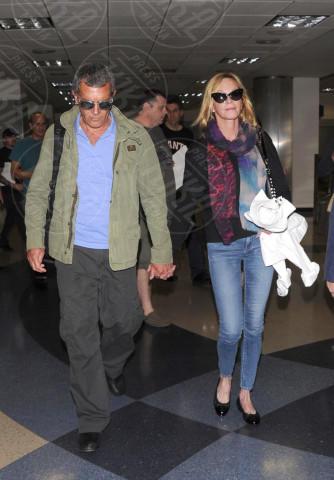 Antonio Banderas, Melanie Griffith - Los Angeles - 16-03-2014 - Melanie Griffith chiede il divorzio da Antonio Banderas