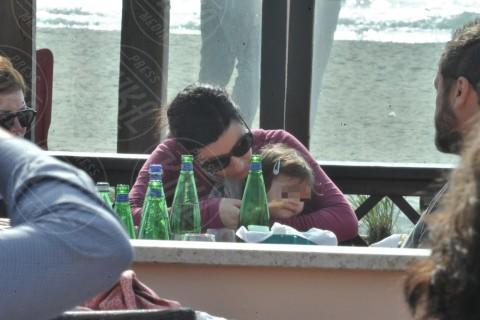 Paola Carta, Laura Pausini - Maccarese - 16-03-2014 - Mamme in carriera: i figli sono la chiave del successo