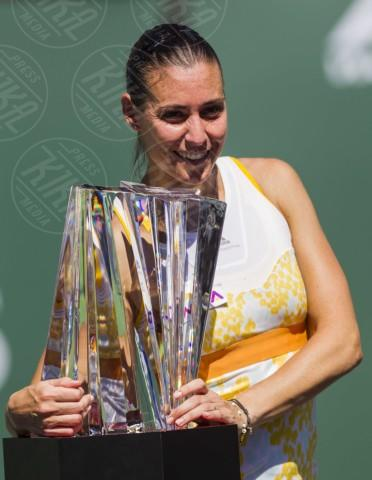 Flavia Pennetta - Indian Wells - 16-03-2014 - Flavia Pennetta, la million dollar baby dell'Indian Wells