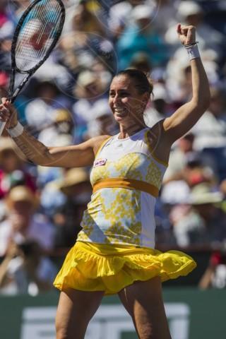 Flavia Pennetta - Indian Wells - 16-03-2014 - Flavia Pennetta: le curiosità sulla regina degli Us Open
