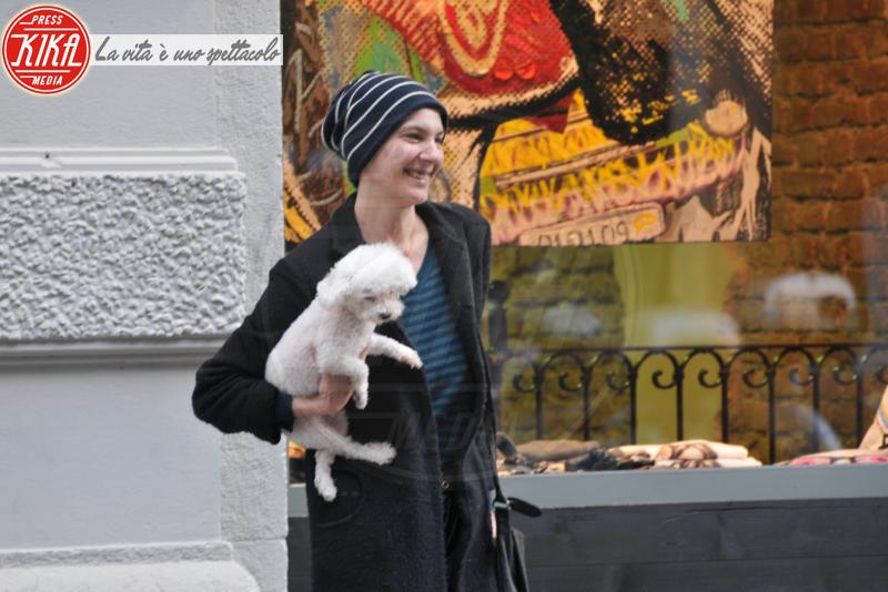 Rosalinda Celentano - Milano - 13-03-2014 - Star come noi: la vita non è la stessa senza un cane
