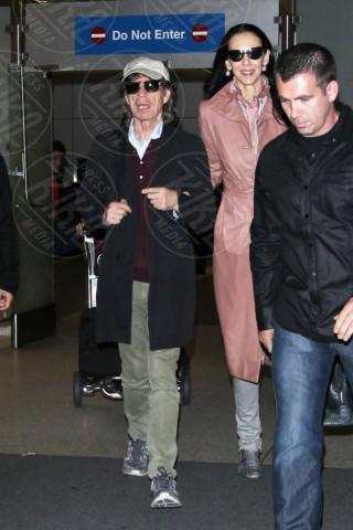 L'Wren Scott, Mick Jagger - Los Angeles - 17-11-2013 - Morta la fidanzata di Mick Jagger: si sarebbe suicidata