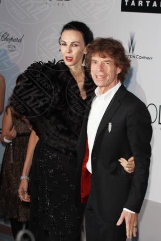 L'Wren Scott, Mick Jagger - Cannes - 20-05-2010 - Morta la fidanzata di Mick Jagger: si sarebbe suicidata