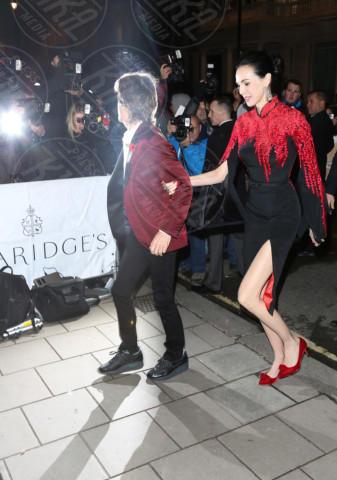 L'Wren Scott, Mick Jagger - Londra - 05-11-2013 - Morta la fidanzata di Mick Jagger: si sarebbe suicidata