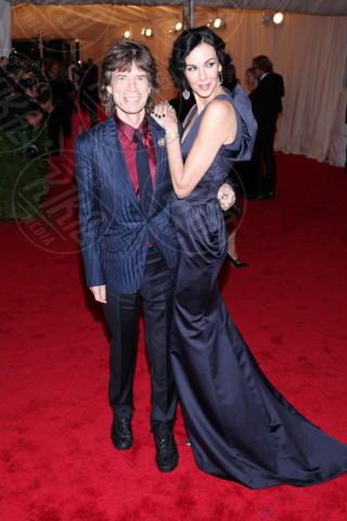 L'Wren Scott, Mick Jagger - New York - 07-05-2012 - Morta la fidanzata di Mick Jagger: si sarebbe suicidata