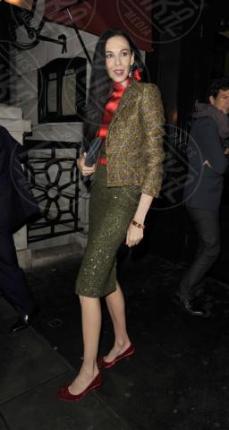 L'Wren Scott - Londra - 15-09-2013 - Morta la fidanzata di Mick Jagger: si sarebbe suicidata