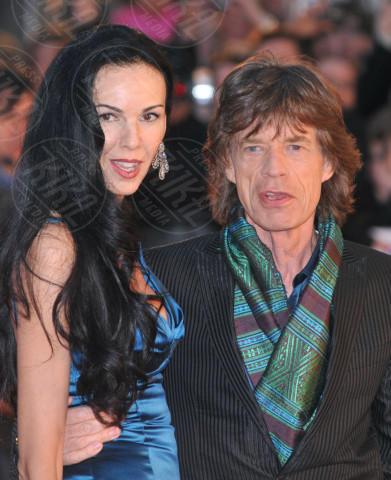 L'Wren Scott, Mick Jagger - Londra - 02-04-2008 - Morta la fidanzata di Mick Jagger: si sarebbe suicidata