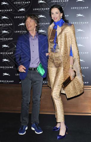 L'Wren Scott, Mick Jagger - Londra - 14-09-2013 - Morta la fidanzata di Mick Jagger: si sarebbe suicidata