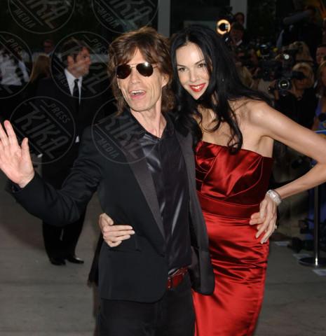 L'Wren Scott, Mick Jagger - West Hollywood - 05-03-2006 - Morta la fidanzata di Mick Jagger: si sarebbe suicidata
