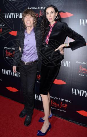 L'Wren Scott, Mick Jagger - West Hollywood - 19-11-2013 - Morta la fidanzata di Mick Jagger: si sarebbe suicidata