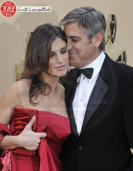 Elisabetta Canalis, George Clooney - Hollywood - 05-04-2012 - George Clooney papà: tutte le ex fidanzate