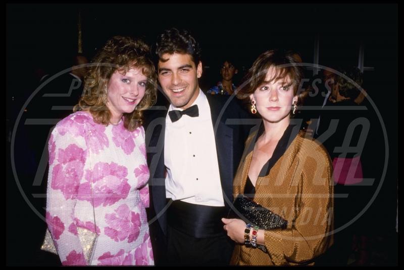 Talia Balsam, George Clooney - Hollywood - 27-12-2005 - George Clooney papà: tutte le ex fidanzate