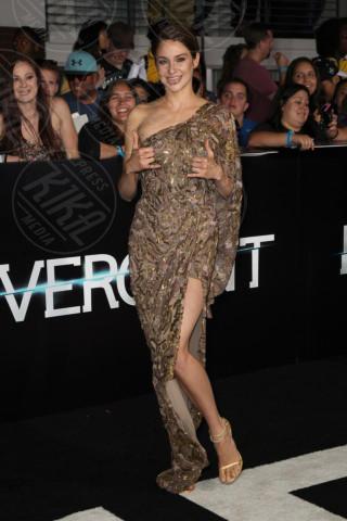 Shailene Woodley - Los Angeles - 18-03-2014 - Sul red carpet come una dea: il ritorno del monospalla