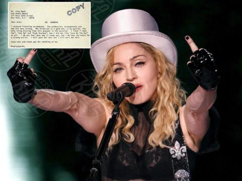 Rifiuto a Madonna - Los Angeles - 19-03-2014 - Madonna, sono già 60. Auguri Lady Ciccone