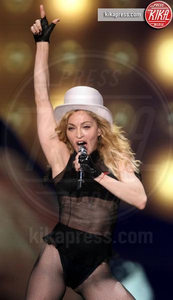 Madonna - Los Angeles - 13-07-2011 - Amber Heard, solo l'ultima star picchiata dal compagno