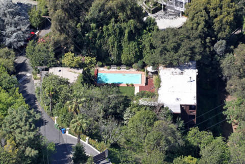 Harry Styles - Villa Harry Styles - Los Angeles - 19-03-2014 - Harry Styles ha comprato una villa da 4 milioni di dollari