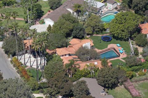 Villa Sean Penn - Malibu - 19-03-2014 - Sean Penn e Charlize Theron, due cuori e una magione