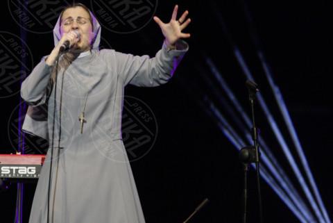 Suor Cristina Scuccia - Verona - 13-10-2013 - Suor Cristina Scuccia trionfa a The Voice of Italy
