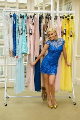Ashley Roberts - Londra - 25-03-2014 - Ashley Roberts, la moda è la sua… chiave di volta