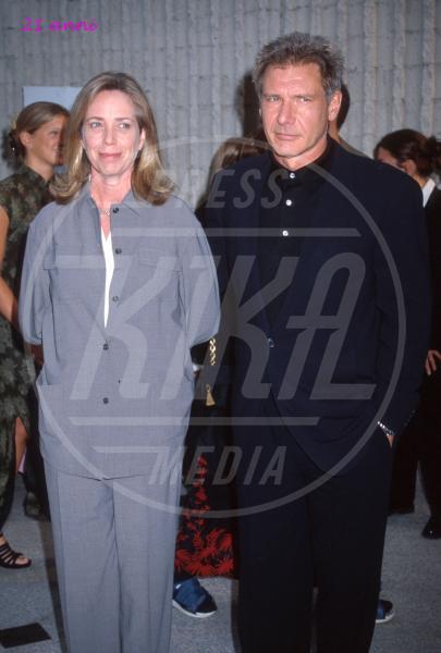 Melissa Mathison, Harrison Ford - Hollywood - 16-10-2012 - C'eravamo tanto (e a lungo) amati, ma ora ci lasciamo