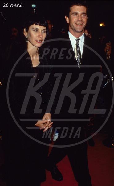 Robyn Moore, Mel Gibson - Los Angeles - 16-10-2012 - C'eravamo tanto (e a lungo) amati, ma ora ci lasciamo